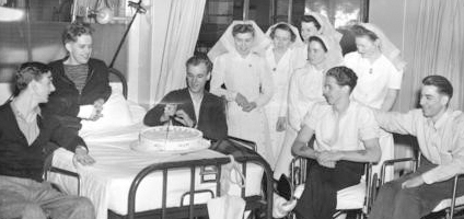 TB Veterans at Shaughnessy Hospital