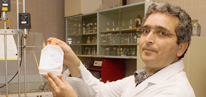Dr. Yossef Av-Gay - TB Researcher