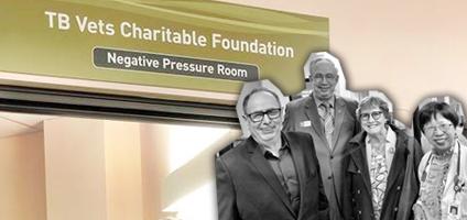 TB Vets Negative Pressure Room
