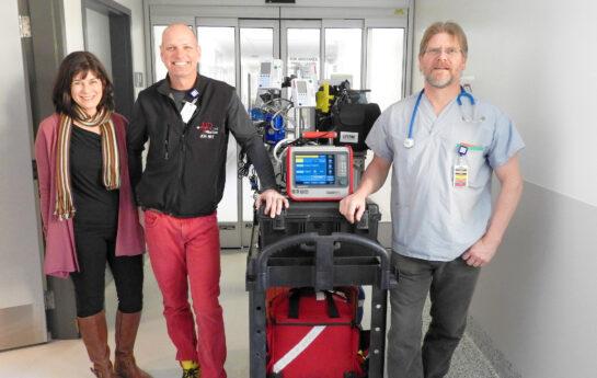 TB Vets 7 for 7 Campaign - Kootenay Boundary Regional Hospital