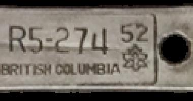 1952_TB Vets Key Tag