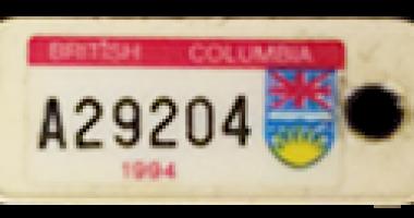 1994_TB Vets Key Tag