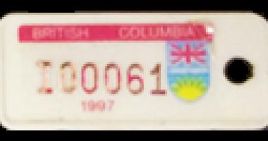 1997_TB Vets Key Tag