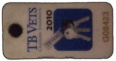TB Vets Keytag archive 2010