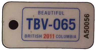 TB Vets Keytag archive 2011